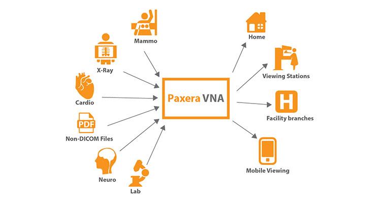 Vendor Neutral Archive VNA Universal Viewer